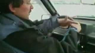Урок контраварийного, экстримального вождения 1