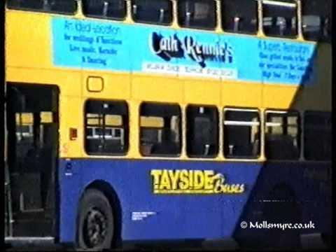 Tayside Buses Dundee 1995
