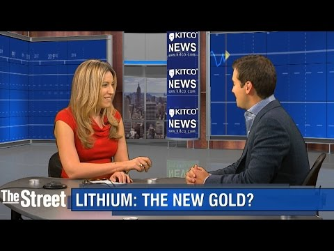 Lithium: The New Gold? - Lithium X CEO Chimes In
