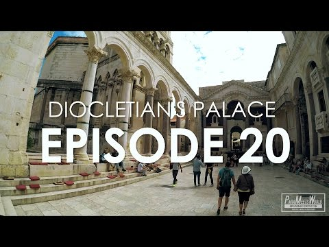 DIOCLETIAN'S PALACE | EPISODE 20 | VLOG | DISCOVER SPLIT PROJECT | ParaMeetsWorld