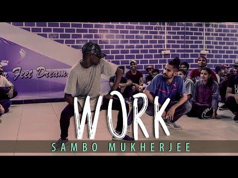 Work - Rihanna ft. Drake (R3hab Remix) | Sambo Mukherjee | Souls On fire 1