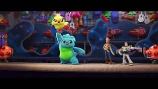 Історія іграшок 4 - другий тизер-трейлер (2019)