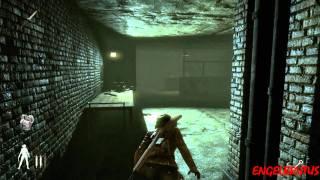 Velvet Assassin: The Third Man - Prison PC Gameplay Part 1/2