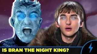 Game of Thrones Theory - Is Bran the Night King?