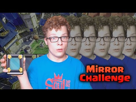 Mirror Challenge! | Clash Royale Magyarul