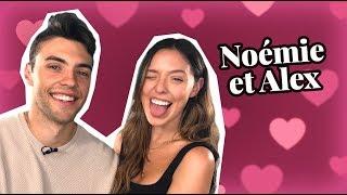 COUPLE CHALLENGE avec NOEMIE LACERTE et ALEXANDRE NICHOLS | billie