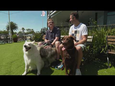 Richard Stubbs & his dogs - Series 2 Ep 6