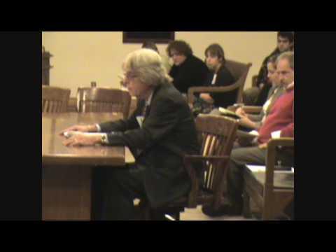 Massachusetts Marijuana Legalization Hearing, State House, 10.14.2009