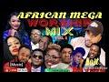 Gambar cover AFRICAN  MEGA WORSHIP AND PRAISE  VOLUME 1 2020 MIX HOST DJ JOJO FT SINACH/FLAVOUR/STEVE CROWN/DAVID