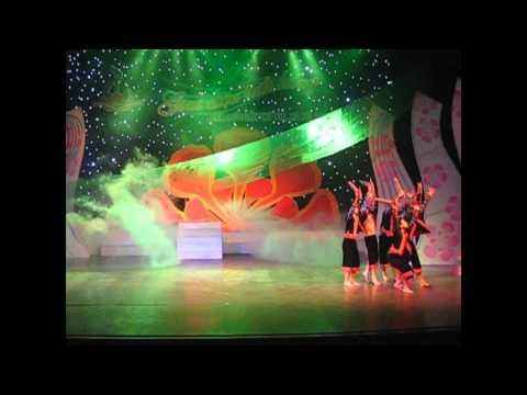Múa: Hoa rừng- GĐTH toàn quốc 2009- Thái Nguyên