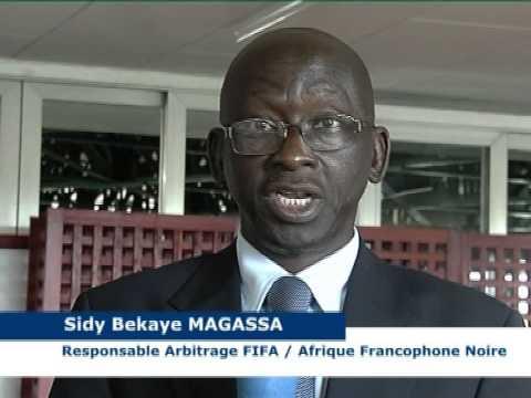 STAGE D'ARBITRAGE  VTR RESPONSABLE AFRIQUE