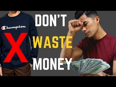 5 Style Items You're PAYING TOO Much Money For | THESE Brands are RIPPING You OFF!