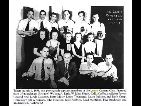 Joe Hartley, David Hill , Lenoir, N.C. Photos Part 2