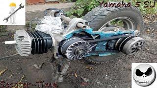видео Ресурс двухтактного мотора скутера