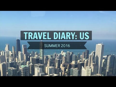 Travel Diary: US (Boston, Orlando, Miami, Chicago)