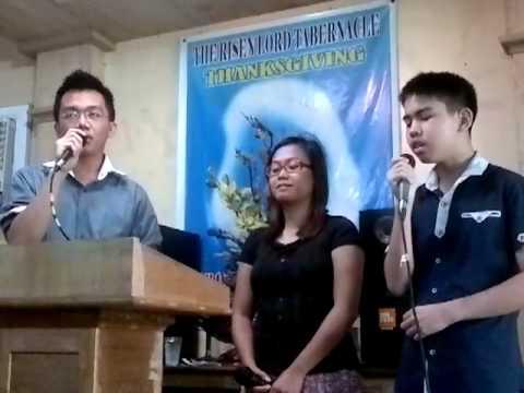 The Lord's Prayer by TRLT's Youth of Faith