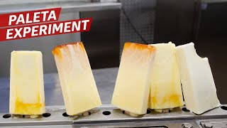 Experimenting with Flan-Based Paletas at La Newyorkina- Sugar Coated