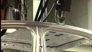 Лазерная сварка корпуса автомобиля Audi(, 2015-06-27T08:33:24.000Z)