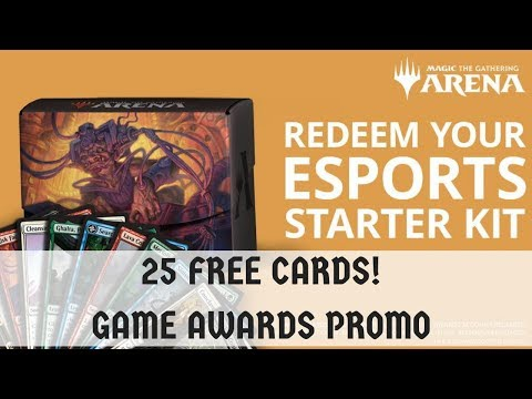 Download Magic The Gathering Arena Code From Game Awards 2018 Last
