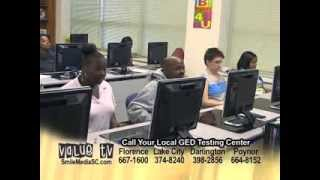 Adult Education Center GED Testing