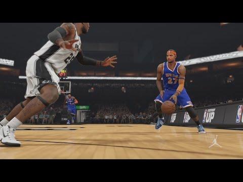 NBA 2K15 PS4 My Career - Dancing on Em!