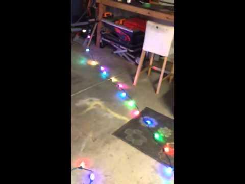 Pixabulbs vs Rays Tenchnicolor pixels.