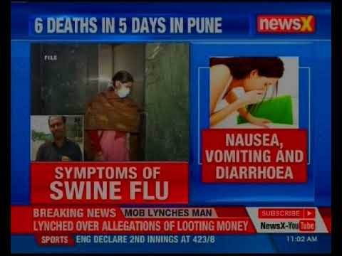 Swine Flu Cases On The Rise In Maharashtra; 44 Deaths Were Recorded