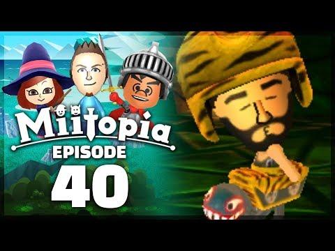 Miitopia - Part 40: NICE & CLEAN! [Nintendo 3DS Gameplay]