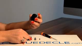 Télécommande coque de clé plip 1 bouton infrarouge Renault Clio Laguna Megane Twingo Espace Safrane