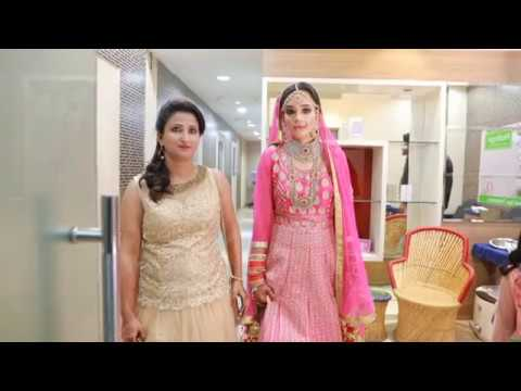 Bridal Makeup By HairzMaker | Model Town | Ludhiana