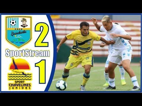GOLES y ANALISIS ⚽️ Deportivo Llacuabamba vs Sport Chavelines ⚽️ Cuadrangular de Ascenso 2019 Liga 1