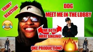 WE BOTH WERE SINGING! DDG - MEET ME IN THE LOBBY - VALEDICTORIAN - Official Audio - REACTION