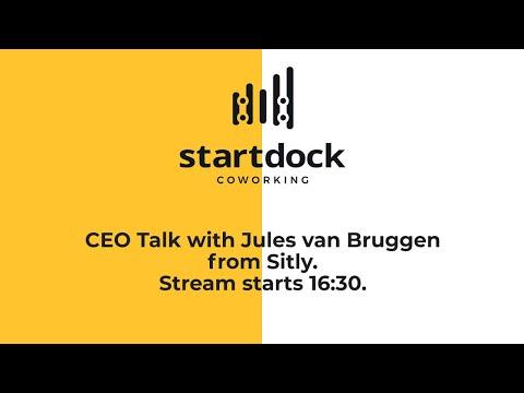 CEO talk | Jules van Bruggen | Sitly