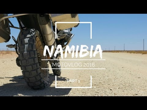 Motorcycle Adventure Namibia 2016 Part One