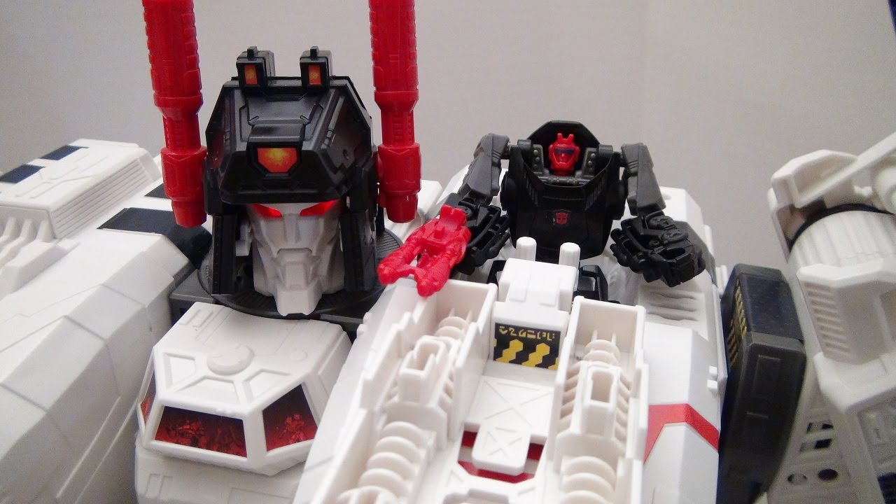 metroplex transformers generations titan class toy review youtube