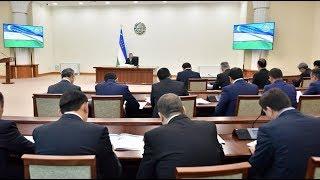 Oʻzbekiston Prezidenti bank tizimini isloh qilish masalalariga bagʻishlangan yigʻilish oʻtkazdi