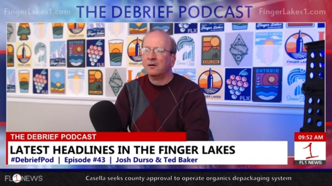 Proposal to ban supervised injection sites across NYS, local judges censured, and a closer look at local races .::. The Debrief Podcast 3/1/19