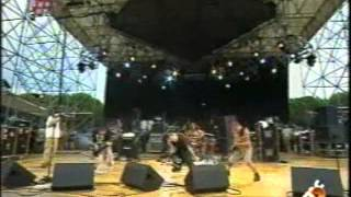 One Minute Silence - Holy Man - Live At Beach Bum Festival 2000 (Surfing)