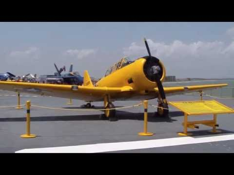 Sights and Sounds from the USS Lexington