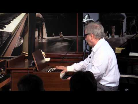 Bésame Mucho performed by Jon Hammond