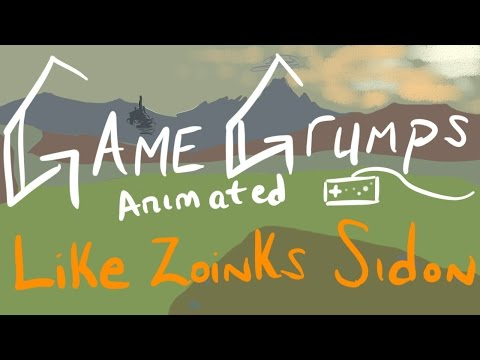 Game Grumps Animated - Like Zoinks Sidon