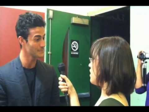 One on One with Eli MarienthalRed Carpet at the LAAF