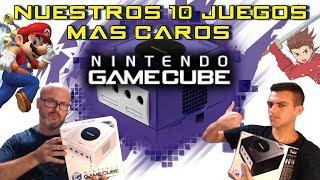 NUESTROS 10 JUEGOS MÁS CAROS DE GAMECUBE
