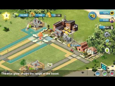 Free iOS and Android Game City Island 4   Town Sim Life Village Builder Cim  Gameplay