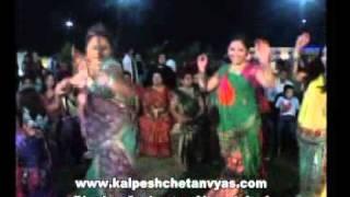 Dekha jo tuje yar in garba by rhythm orchestra Ahmedabad Kalpesh Chetan Vays