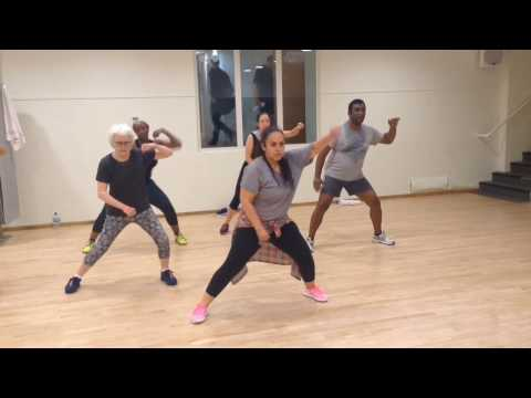 Dance Fitness - Like I Love You (feat. Clipse) Justin Timberlake
