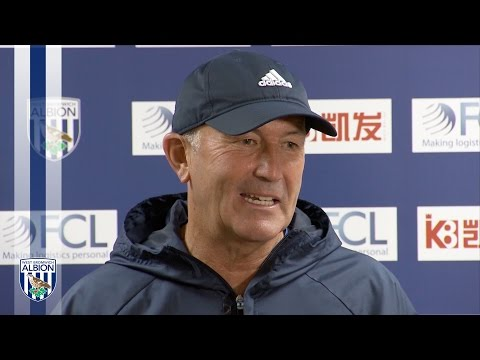 Tony Pulis previews his 1000th game in football management