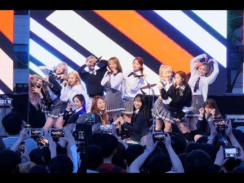 [4k] 170525 우주소녀(WJSN,Cosmic Girls) 전체 - 베베(BeBe) @신한대학교 도담제 축제(신한대학교)/직캠 By 쵸리(Chori)
