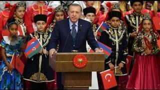 23 Nisan Öncesi Cumhurbaşkanlığı Kabulü - Tamamı - 20 Nisan 2017 -  TRT Avaz