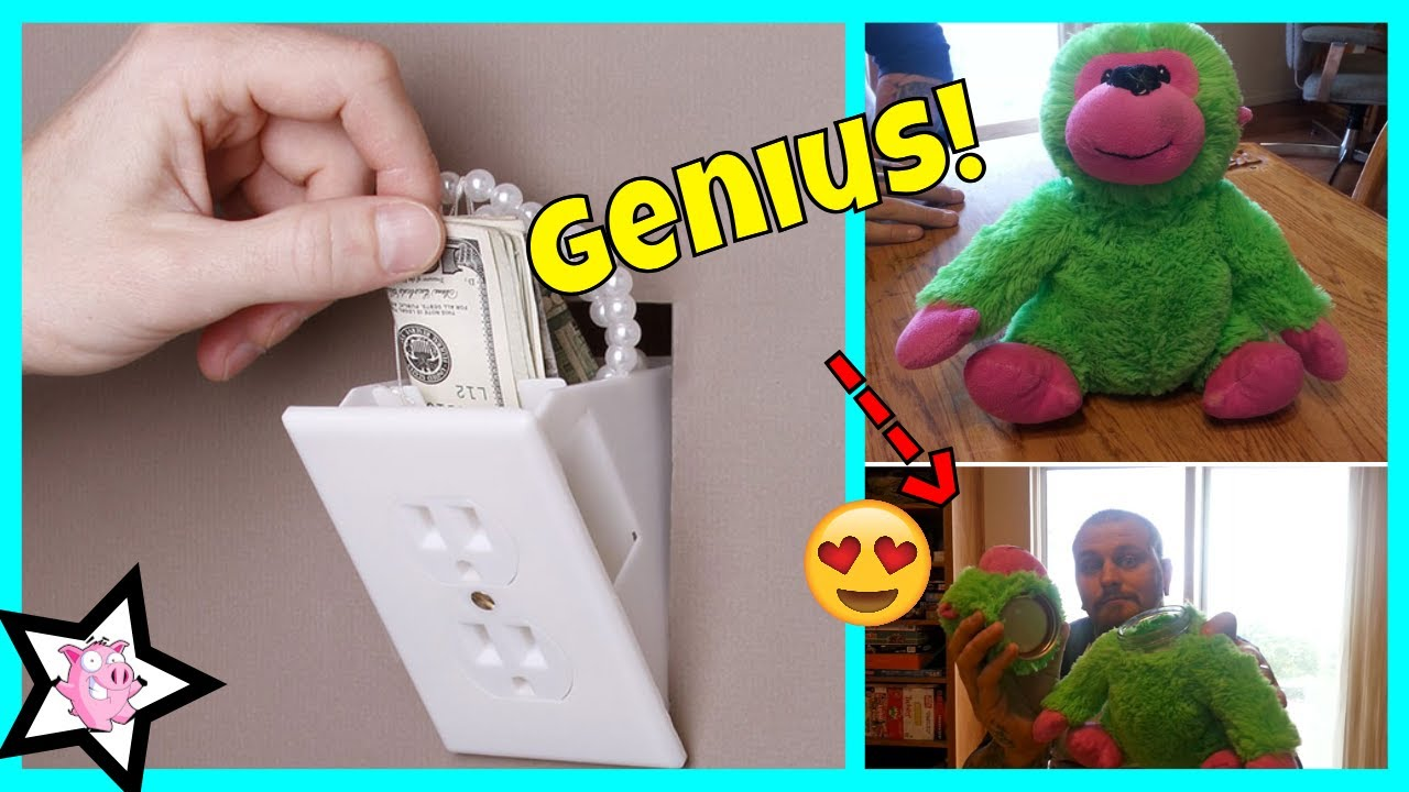 The Most Genius Hiding Places To Hide Your Valuables From Thieves